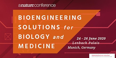 Bioengineering Solutions for Biology and Medicine Tickets