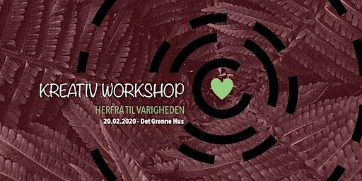 Kreativ Workshop: Strukturering