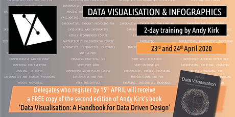 Data Visualisation & Infographics Training (2-day) | LONDON tickets