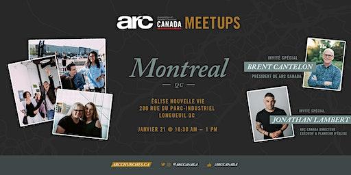 ARC Expanded Meet Up à Montréal (Montreal Expanded Meet Up)