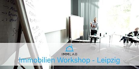 Immobilien Seminar Leipzig - Erfolgreicher Vermögensaufbau mit Immobilien Tickets