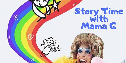 Storytime with Mama G at Wallington Library