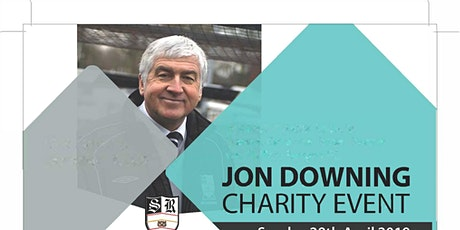 Jon Downing Charity Launch Event tickets