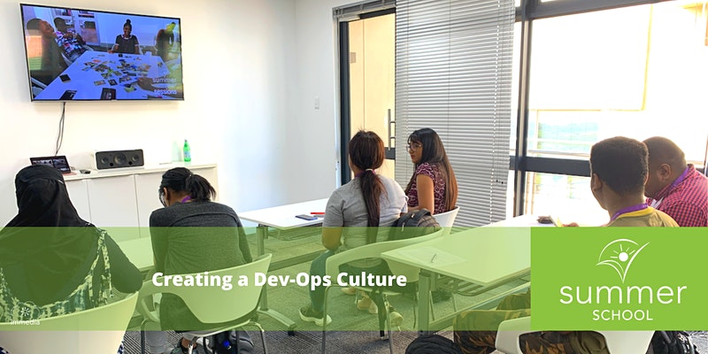 Summer School Open Night: Creating a DevOps Culture