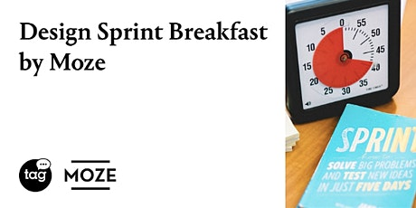 Design Sprint Breakfast by Moze tickets
