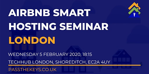 Airbnb Smart Hosting Seminar - London