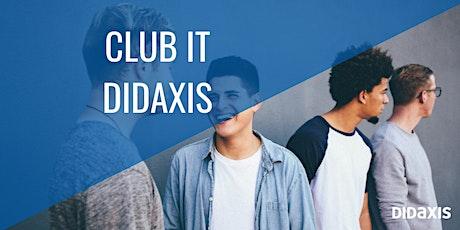 Club IT Didaxis billets