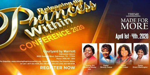 Releasing The Princess Within Conference 2020
