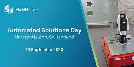 Automated Solutions Day, 10 September 2020