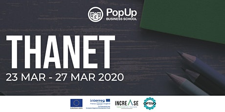 Thanet - PopUp Business School | Making Money From Your Passion tickets