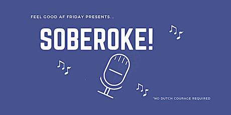 SOBEROKE !  Sing like a sober star! tickets