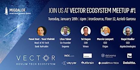 Vector Meetup tickets