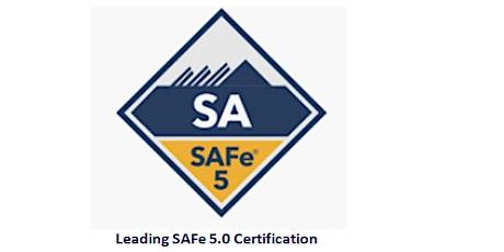 Leading SAFe 5.0 Certification 2 Days Training in Salt Lake City, UT  tickets