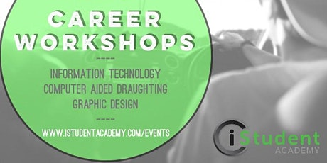 iStudent Academy JHB: Draughtsman Career Workshops tickets