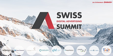 Swiss Digital Advertising Summit 2020 billets