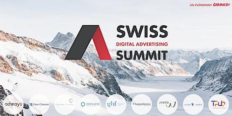 Swiss Digital Advertising Summit 2020 tickets