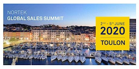 Nortek  Global  Sales Summit 2020 billets