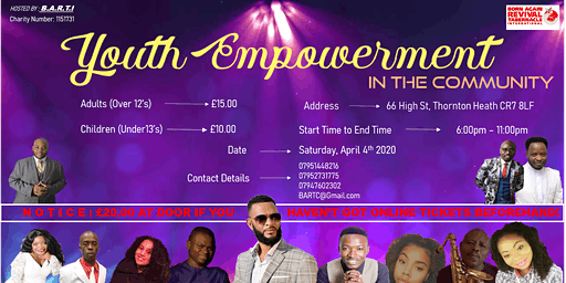 Youth Empowerment in the community