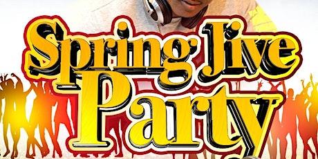 DJ Jaiddo Spring Jive Party tickets
