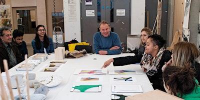 Undergraduate Applicant Open Day - Art, Architecture and Design - 1 April 2020