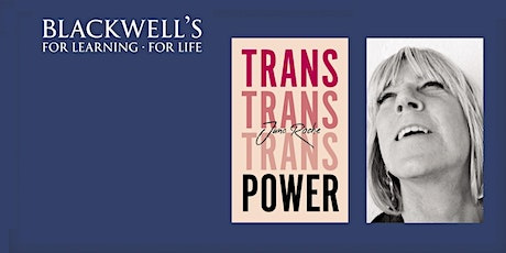 Juno Roche - Trans Power: Own Your Gender. Hosted by Kate O'Donnell. tickets