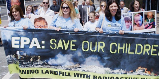 Atomic Homefront Screening & Radioactive Risks From Fracking
