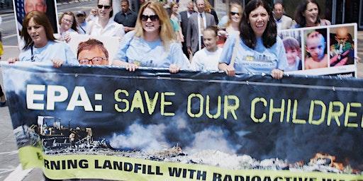 Atomic Homefront Screening & Radioactive Risks From Fracking