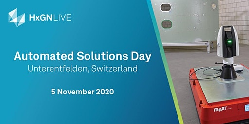Automated Solutions Day, 5 November 2020