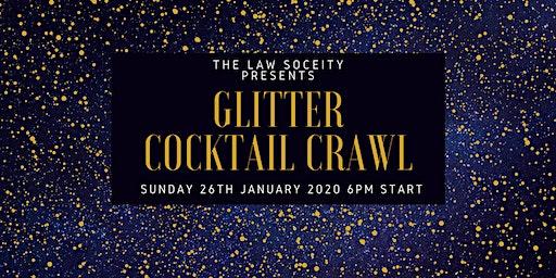 Glitter Cocktail Crawl