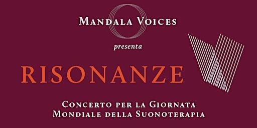 RISONANZE - Concerto per la Giornata Mondiale del Sound Healing