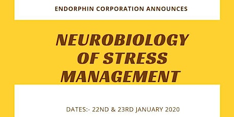 Neurobiology of Stress Management (NBS) tickets