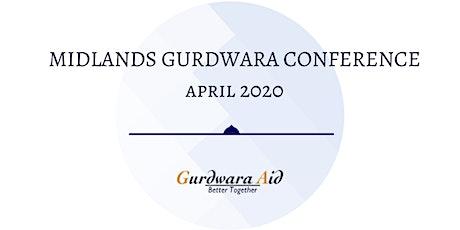 MIDLANDS GURDWARA CONFERENCE  2020 tickets