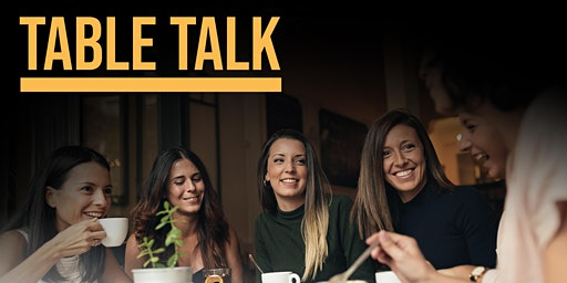 Table Talk at Roost Farnham with Guest Host Vanessa Woozley