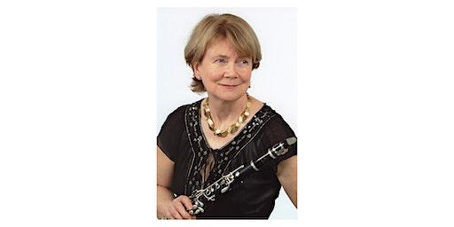 Concert Series: Janet Hilton with NAFA Wind Ensemble