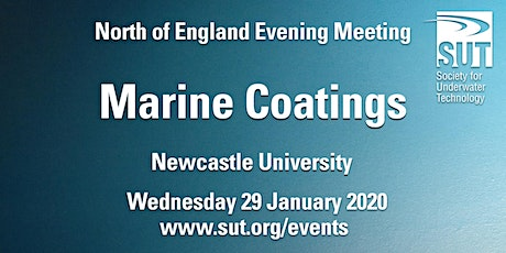 North of England Evening Meeting – Marine Coatings tickets