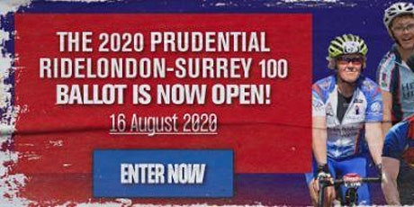 Prudential RideLondon-Surrey 100 #RMFamily tickets