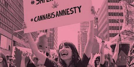 """Soirée """"We are Mary Jane"""" - Frauen, Hanf und Cannabis Tickets"""