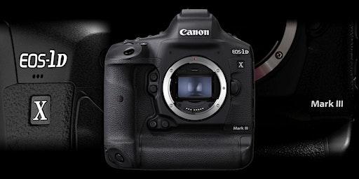 CPS - Presentazione di Canon EOS-1D X Mark III, con Alberto Czajkowski