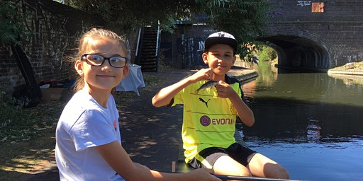 Free Let's Fish! sessions - Stoke on Trent  - Open Day
