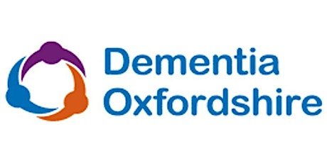 Caring with confidence for people with dementia - training and information tickets