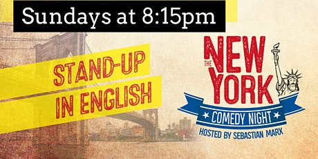 New York Comedy Night billets