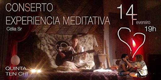 ConSerto-Experiência Meditativa