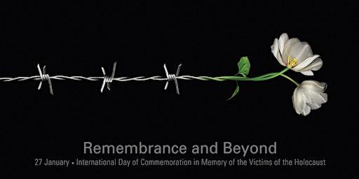 Judge Theodor Meron Holocaust Memorial Day lecture