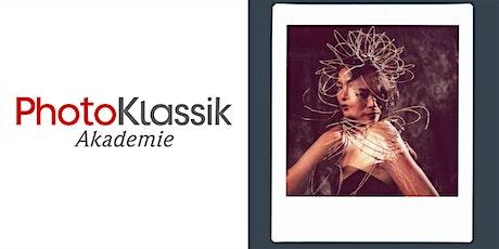 PhotoKlassik Akademie - Portrait- und Modefotografie Tickets