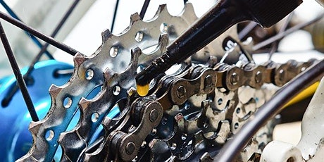 Bicycle Maintenance Sessions with Dr Bike tickets