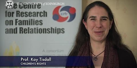 Kay Tisdall Talk