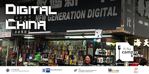 Campus Knifte Special: China - das digitale Reich der Mitte