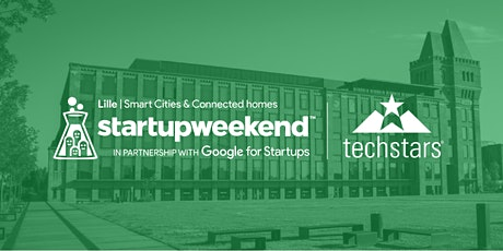 Startup Weekend Lille : Smart Cities & Connected Homes billets
