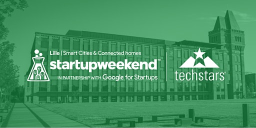 Startup Weekend Lille : Smart Cities & Connected Homes