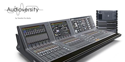 Curso sobre el sistema de mezcla digital Yamaha RIVAGE PM